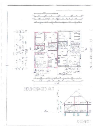 3 Zimmerwohnung mit Terrasse und Garten in Cloppenburg,