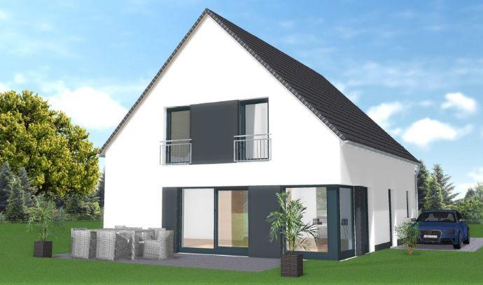Sie suchen in Herzogenaurach ein freistehendes Einfamilienhaus? Eine Hausvergrößerung ist möglich