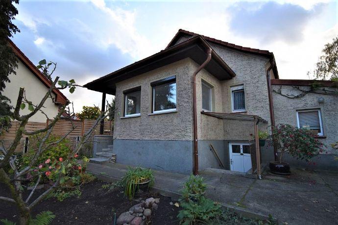 Charmantes Einfamilienwohnhaus mit Potential
