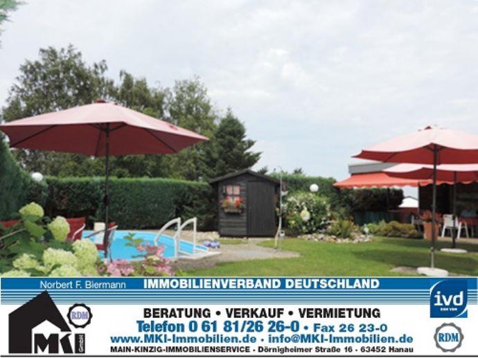 Architekten-Haus im schönen Babenhausen sucht