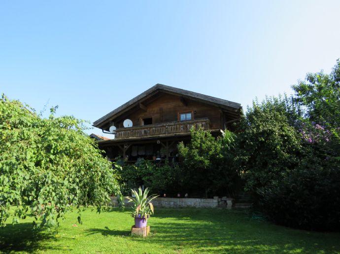 Landhaus in Holzbauweise in absolut