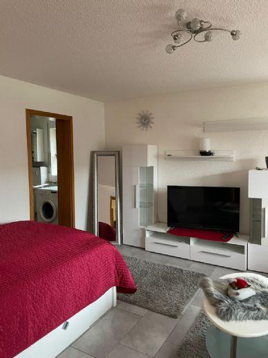 Attraktives, sonniges 1 Zimmer-Apartment, voll möbliert, all inclusive