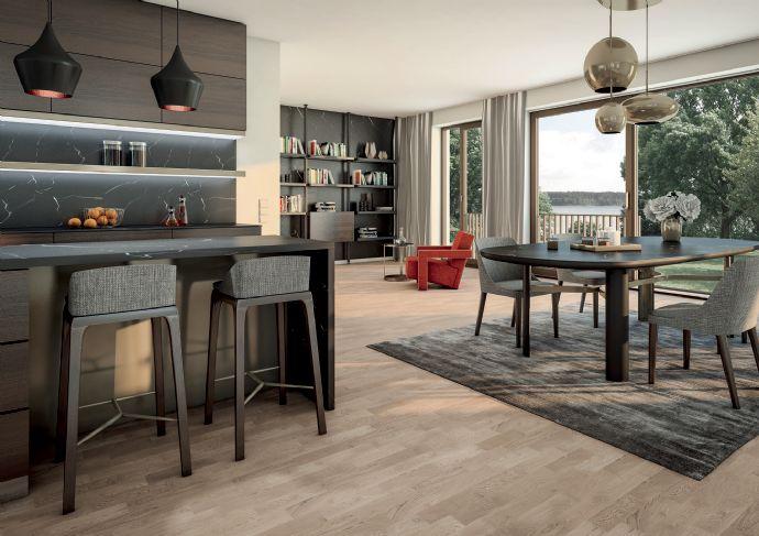 Einmalige 4-Zimmer Wohnung mit Südbalkon