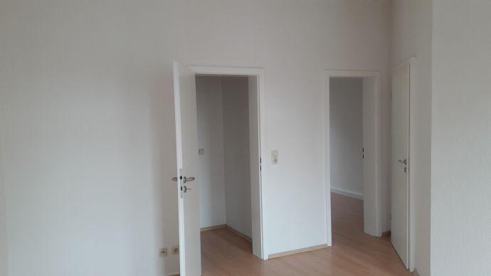 Renovierte 2 Zimmerwohnung unweit der Ilm-Kreis Klinik in Arnstadt