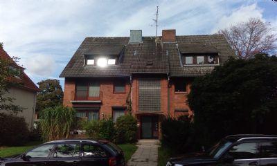 2-Zimmer-Wohnung  nahe Bramfelder See