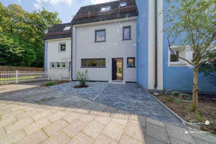 Elegantes Stadthaus mit hochwertiger Ausstattung in Forstenried â frisch kernsaniert