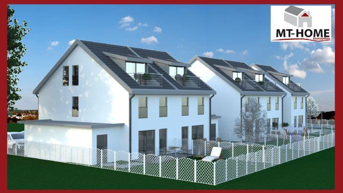 Reilingen-Neubau von Hochexklusiven Doppelhaushälften