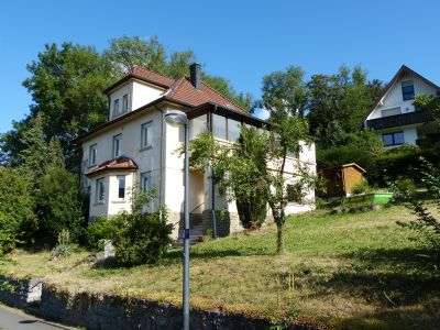Stilvolle Altbauvilla in exponierter und stadtnaher Spitzenwohnlage von Balve!