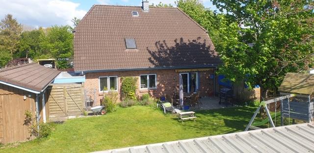 5 Zimmer * Schönes Einfamilienhaus in Eggebek mit Kamin