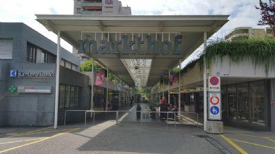 Nussbaumen Ladenlokale, Ladenflächen