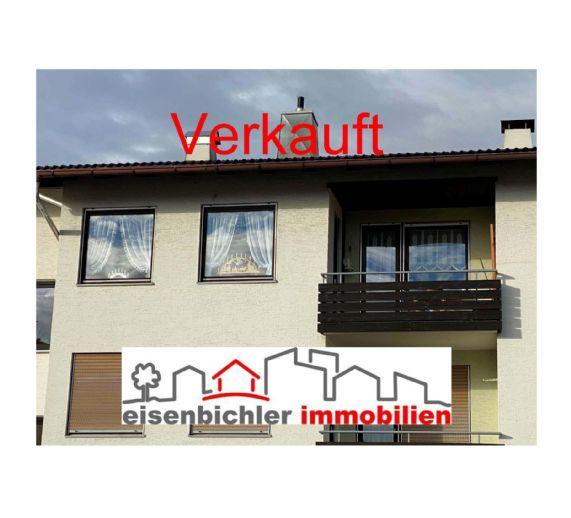 3 Zimmer Wohnung im 2. Obergeschoß mit ca. 76m² WFL, zwei Balkone, Keller, Dachboden und Tiefgarage!