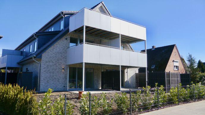 2 - Zi. - Wohnung - Gadeland - seniorengerecht - Erstbezug - zwei Terrassen - Gartenanteil - Stellplatz - Keller