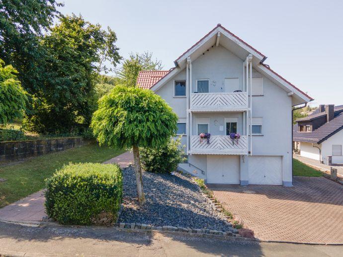 3,5-Zimmer-DG-Wohnung mit Balkon in Aßlar- Bechlingen