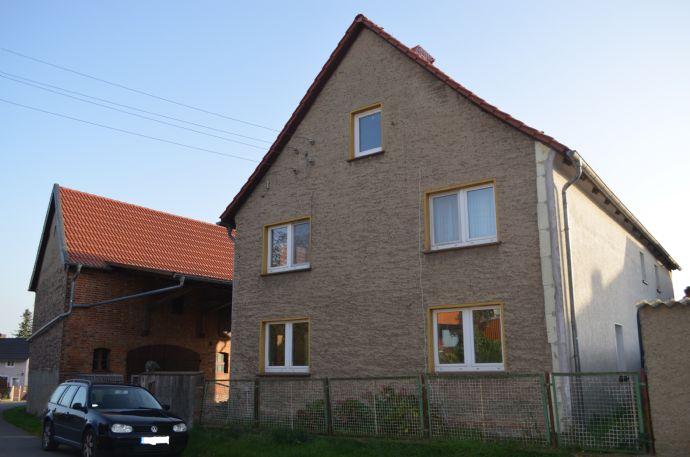 Nur 35 km von Wolfsburg entfernt. Leben auf dem Land mit Grundstück, Hof und Scheunen