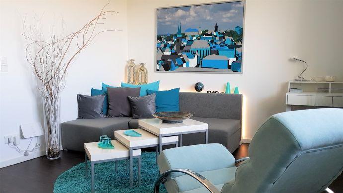 Stylisch eingerichtetes, renoviertes Apartment zu vermieten mit und ohne Möbel