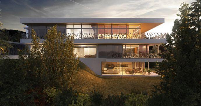 Luxus in neuen Dimensionen: Neubauwohnung mit Blick über Kassel