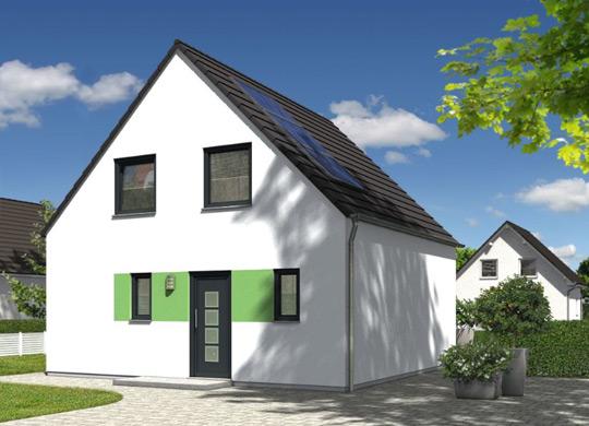Viel Wohnraum auf kleiner Fläche mit Grundstück - Wohnen in Frohburg