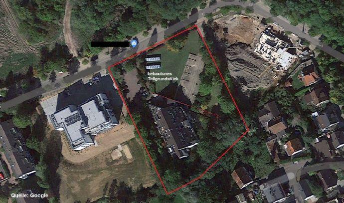 Immobilienprojekt Teilgrundstück mit Baugenehmigung für