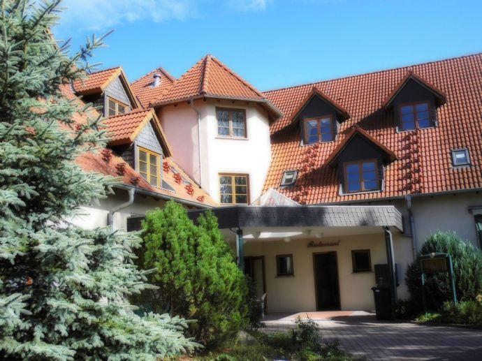 """Appartement im """"Hubertushof"""" im Zentrum von Bad Berka ab sofort zu vermieten!"""