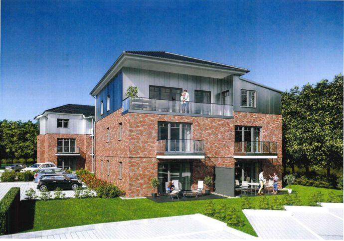 wunderschöne Penthouse-Neubauwohnung im Herzen von Schneverdingen