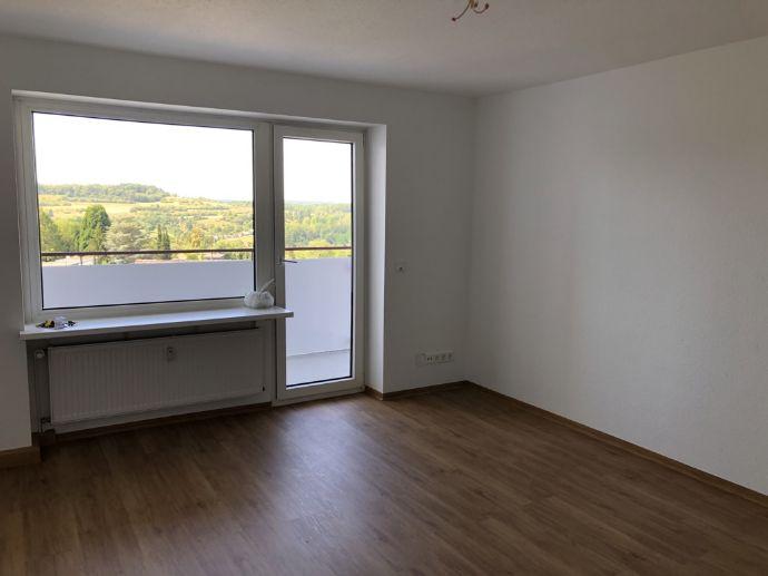 **Erstbezug nach Sanierung** 3 ZKDu- Wohnung mit Balkon