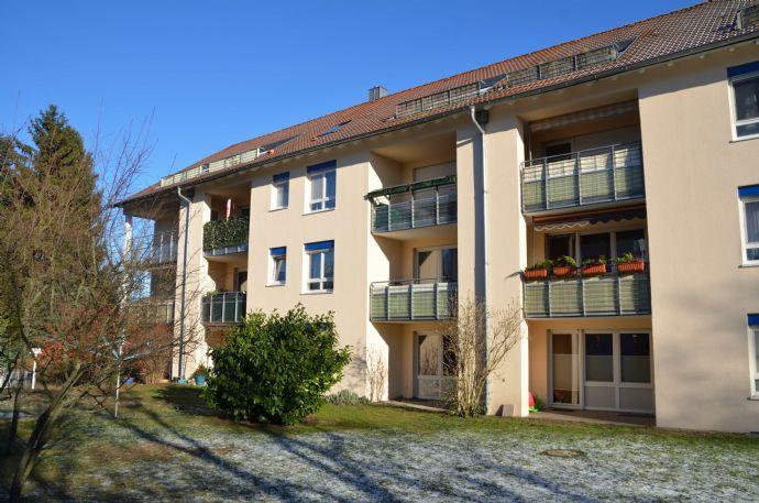 2 Zimmer Wohnung mit gehobener Ausstattung, vermietet, in einem Neubau von 1996