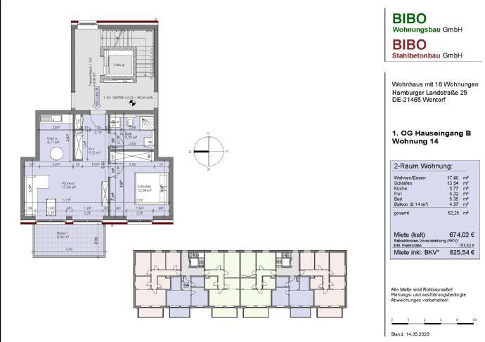 HLandstr25_WE11 - Modernes Apartement