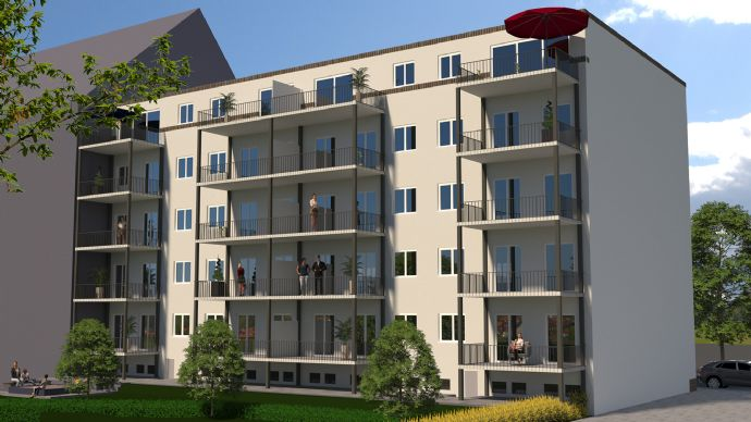 - Gebäudekomplex - Denkmaschutz AfA - Zentrale Lage -