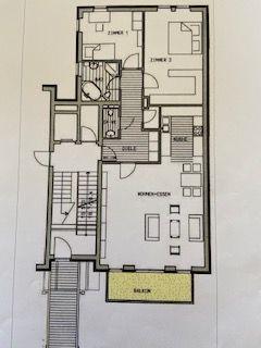 3 Zimmer Wohnung in Mainz-Hartenberg zu vermieten