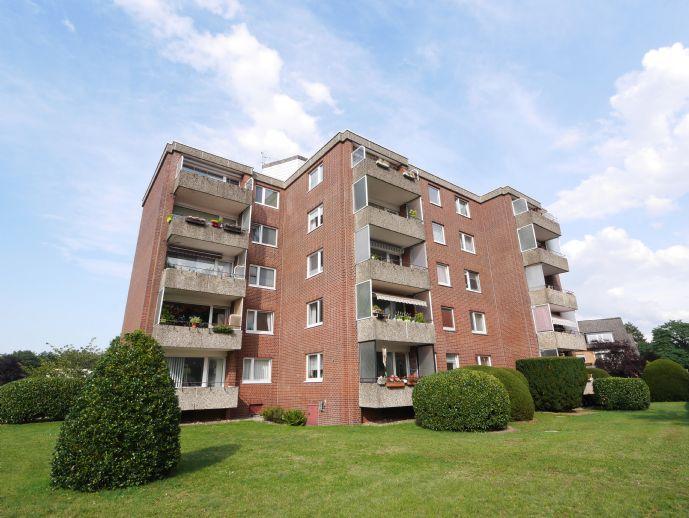Vermietete 3 Zimmer-Eigentumswohnung in Stadtrandlage