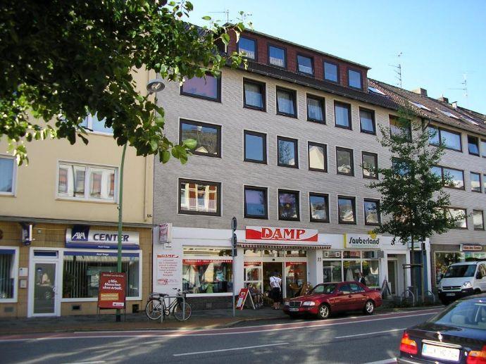 Eduard Rosenberg KG - 2-ZKB Wohung in Geestemünde