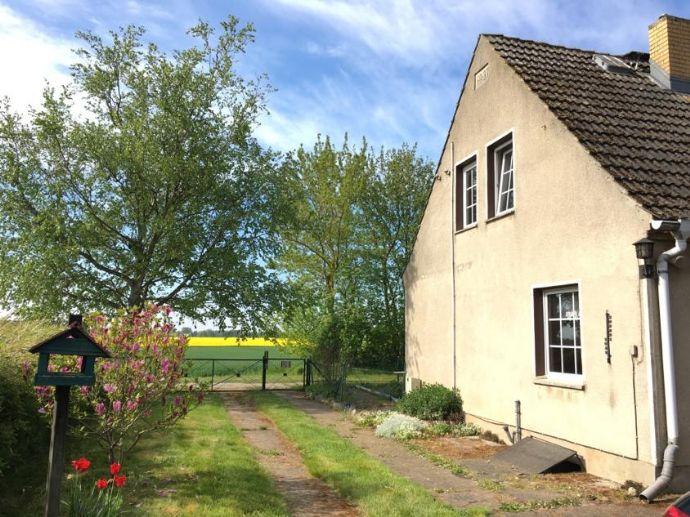 Landhaus am Strelasund zu verkaufen