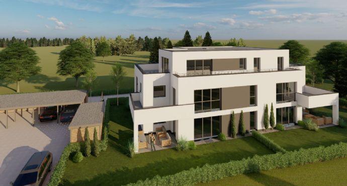 Neubau 3-Zimmer-Penthouse-Wohnung in 5-Familienhaus, Senden