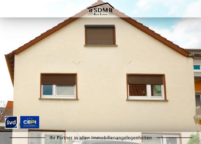 CHARMANT: Mehrfamilienhaus im Kraichtal
