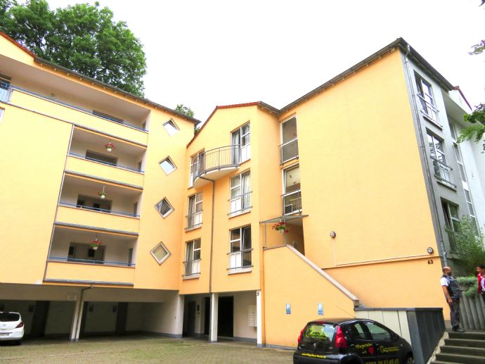 Ideal für Pendler nach Köln oder Düsseldorf oder Studenten Single-Apartment in Wuppertal, Barmen