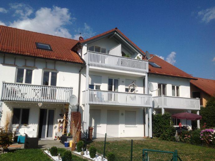 Großartig - 2-Zimmer-ETW mit Sonnenbalkon in Burtenbach