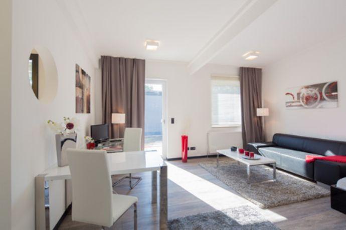 Neuwertiges Design Apartment '50' - perfekt möbliert - ruhige & zentrale Lage in Lippstadt-Nord