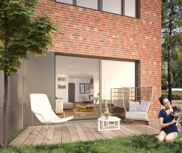 Neubau Stadthaus in bester Lage von Volksdorf, Baubeginn : Mai 2020, mit Vollkeller inkl. aller Baunebenkosten