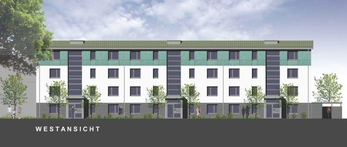 Hochwertiges, perfekt aufgeteiltes 2-Raum-Wohnen in modernem Stil mit Terrasse und Garten!