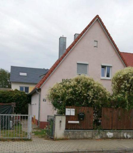 Haushälfte in Oberbrunnenreuth mit vielen Perspektiven und Möglichkeiten