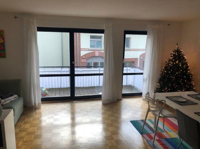 Idyllische Zweizimmerwohnung in Frankfurt Nieder-Erlenbach