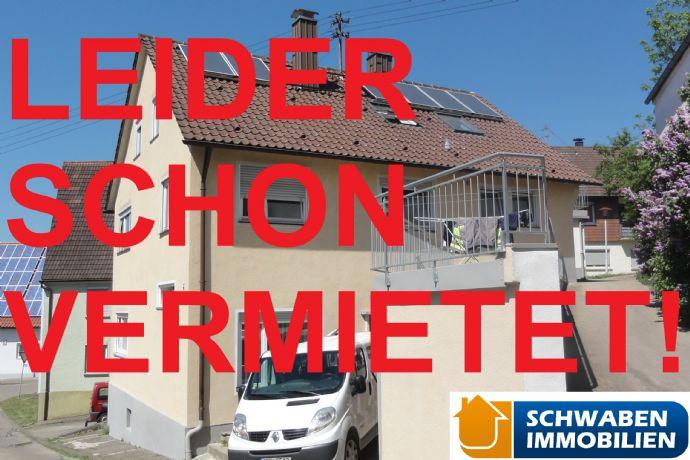 Großes Haus mit 3 separaten Wohnungen - im Zentrum von Asselfingen zu vermieten!