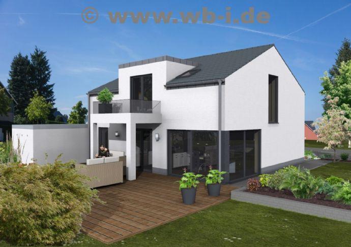 Modernes Haus im Bauhausstil in Menden-Schwitten