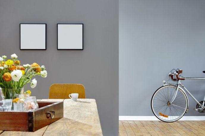 Modern, urban und dennoch im Grünen - diese Wohnung macht ein Outdoorleben in der Stadt möglich!