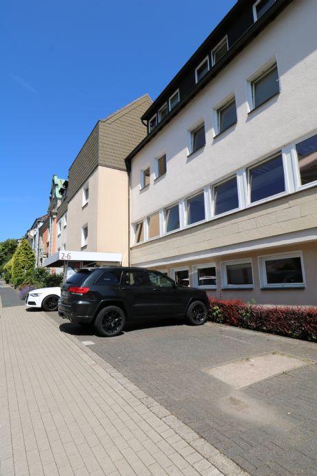 1-Raum-Appartement mit großem Balkon