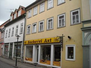 Sondershausen Renditeobjekte, Mehrfamilienhäuser, Geschäftshäuser, Kapitalanlage
