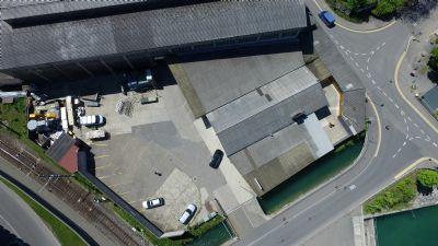 Thun Industrieflächen, Lagerflächen, Produktionshalle, Serviceflächen