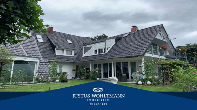 Schönes Ein- bzw. Mehrfamilienhausmit 4 Wohneinheitenin Bremen-Vegesack