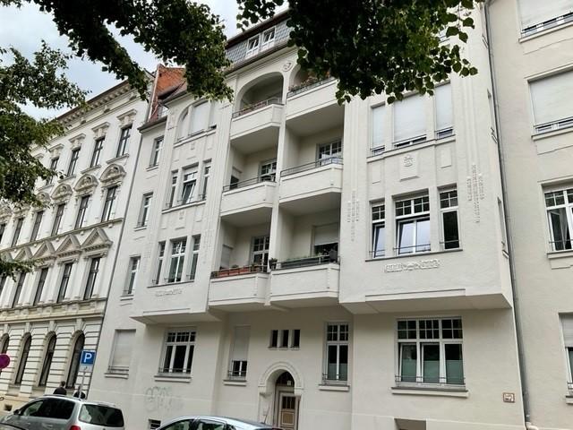 4 Zimmer Wohnung in Magdeburg (Stadtfeld Ost)