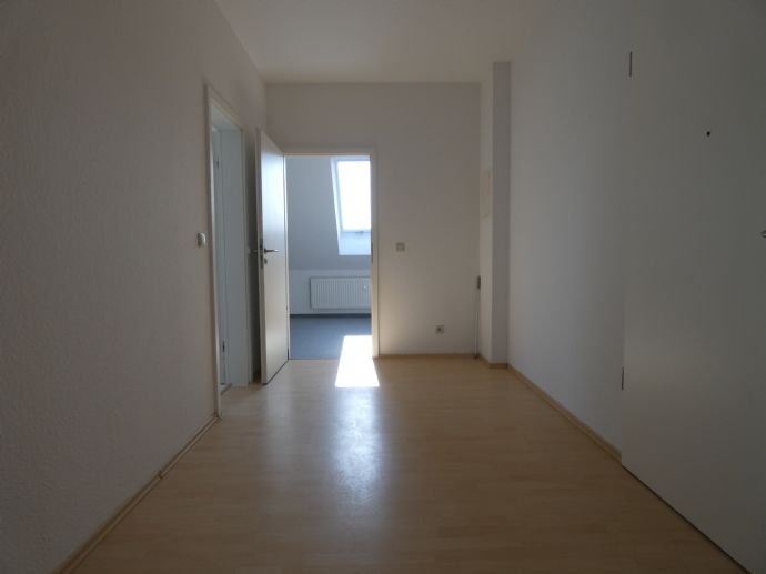 Helle 3-Raumwohnung im Dachgeschoss
